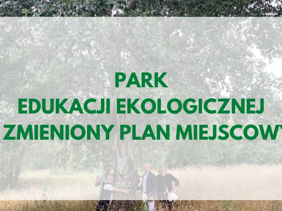 Park Edukacji Ekologicznej