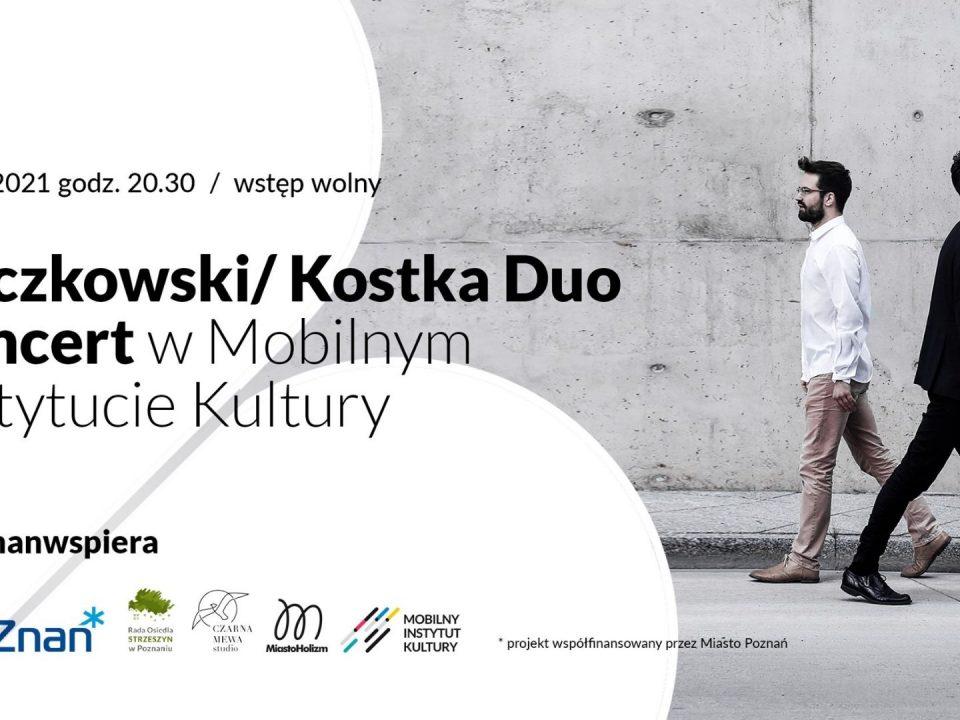 Raczkowski/Kostka Duo koncert
