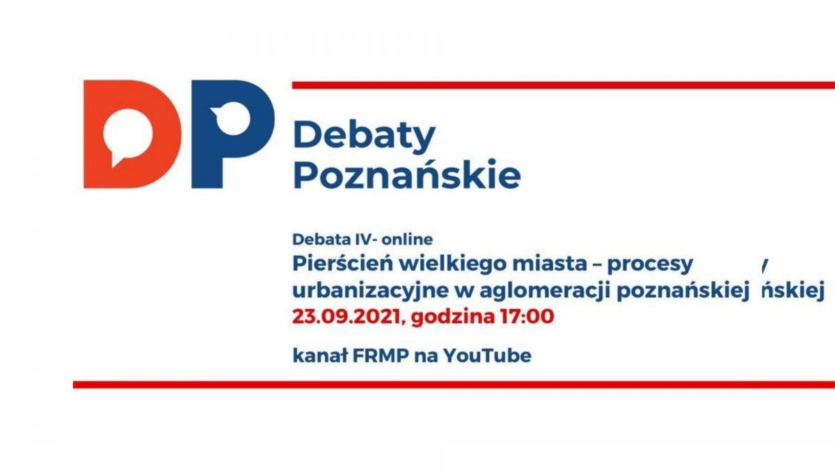 IV Debata Poznańska