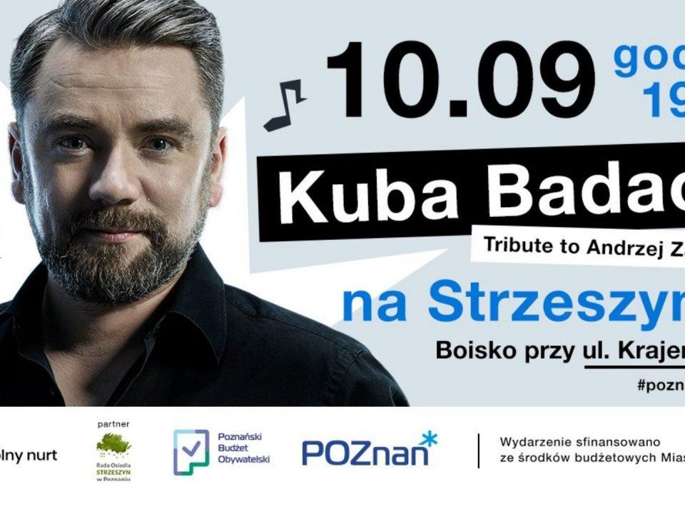 Koncert Kuby Badacha