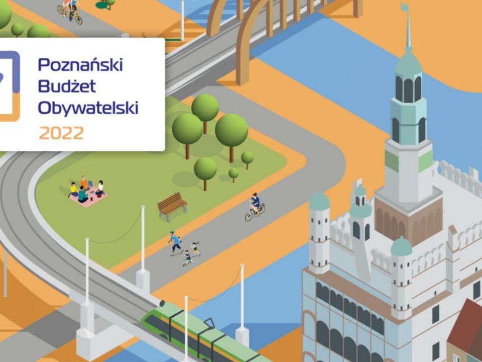 Poznański Budżet Obywatelski 2022